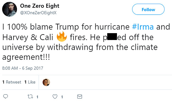 Hurricane-climate-tweet