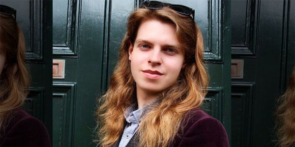 Robbie Travers, a third-year law student at the University of Edinburgh in Scotland (Photo: Facebook)