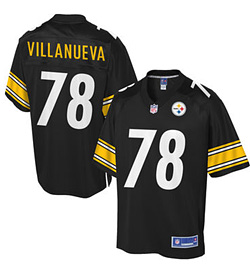Villanueva's jerseys are now selling faster than those of any other player in the NFL