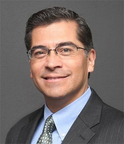 Former U.S. Rep. Xavier Becerra, who is now the attorney general of California (Photo: Twitter)