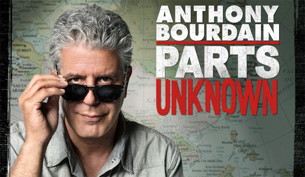 Anthony Bourdain Jokes About Poisoning Donald Trump