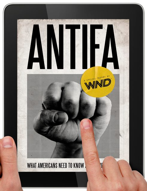 antifa-ipad