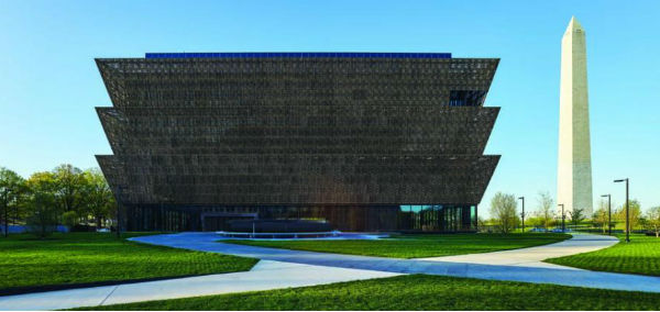 National African American History and Culture museum in Washington, D.C.