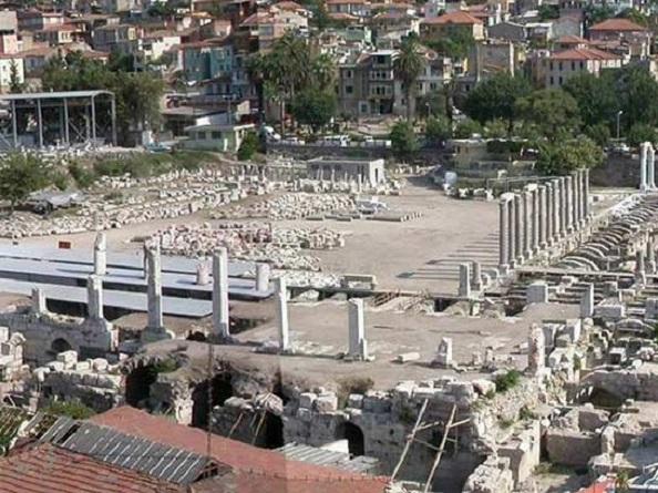 Izmir, Turkey, the ancient biblical city of Smyrna.