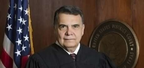 U.S. District Court Judge Orlando Garcia