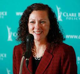 Regnery President Marji Ross