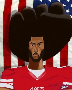 """Colin Kaepernick"" by Demar Douglas"