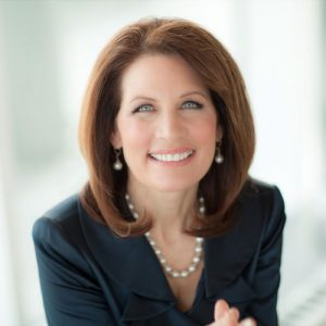 Former Minnesota Congresswoman Michele Bachmann