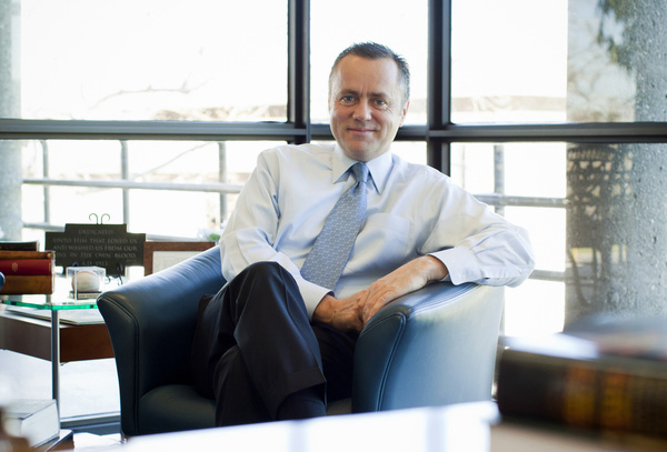 Biola University President Barry Corey (Photo: Biola University press photo)