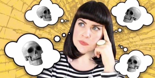 Mortician Caitlin Doughty eager to allay your fears
