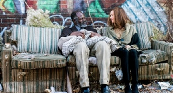 Denver Moore (Djimon Hounsou) and Deborah Hall (Renée Zellweger)Copyright 2017 Paramount Pictures. All rights reserved