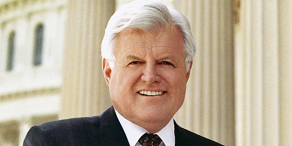 The late Sen. Ted Kennedy (Photo: Wikimedia Commons)