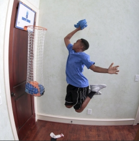 Men S Room Basketball Urinal