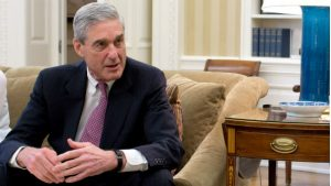 Then-FBI Director Robert Mueller in the White House in 2012. (Official White House Photo by Pete Souza)