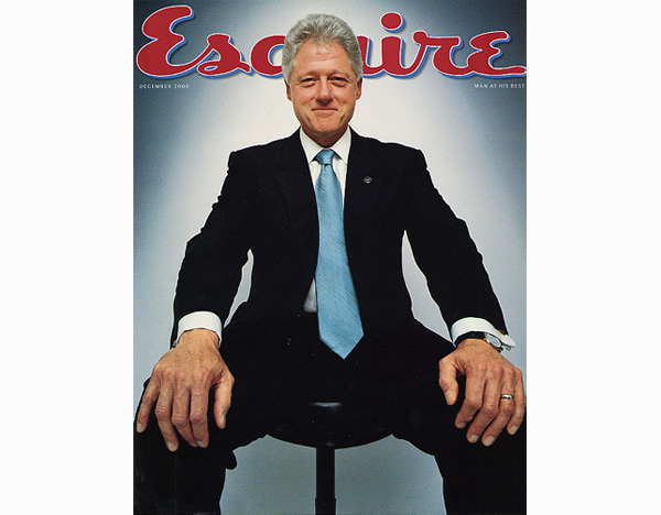Bill-Clinton-manspread