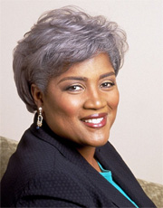 Former interim DNC chairwoman Donna Brazile (Photo: Wikimedia Commons)