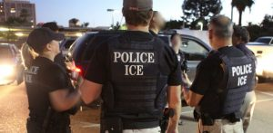 Immigration and Customs Enforcement officers (Wikipedia)