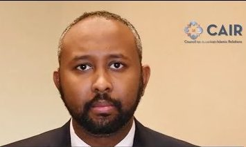 Jaylani Hussein, executive director of CAIR Minnesota.