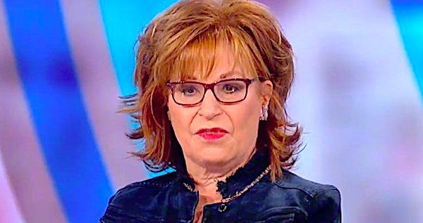 Joy Behar (video screenshot)