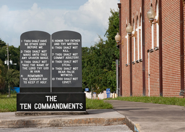 10 Commandments Levy