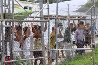 Mostly male boat people from Afghanistan, Sudan, Burma and Bangladesh have been detained by Australia on the remote islands of Manus and Nauru for up to four years.