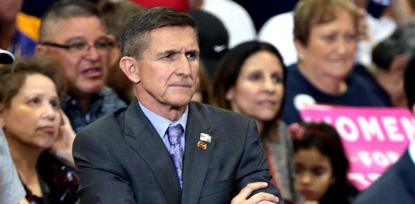 Michael Flynn (Courtesy Gage Skidmore)