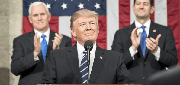 President Trump (official White House photo)