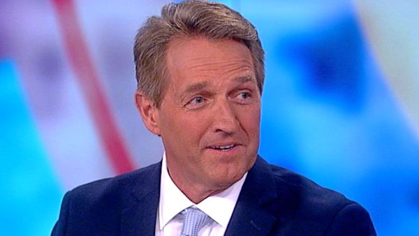 Sen. Jeff Flake, R-Ariz.