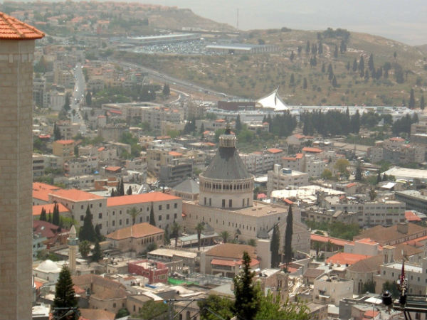 Nazareth mayor cancels Christmas celebration over Trump's Jerusalem decision