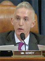 House Oversight Committee Chairman Rep. Trey Gowdy, R-S.C.