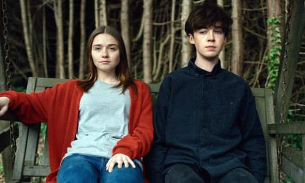 Netflix unleashes The End of the F***ing World in NSFW trailer