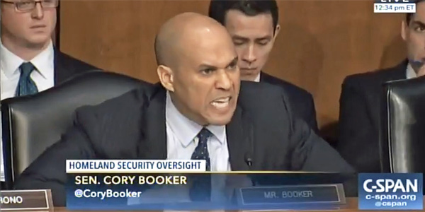 Sen. Cory Booker, D-N.J. (Photo: Screenshot/C-SPAN)
