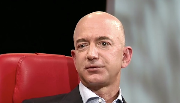 Jeff Bezos (video screenshot)