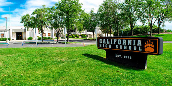 California High (Photo: San Ramon Valley Unified School District)