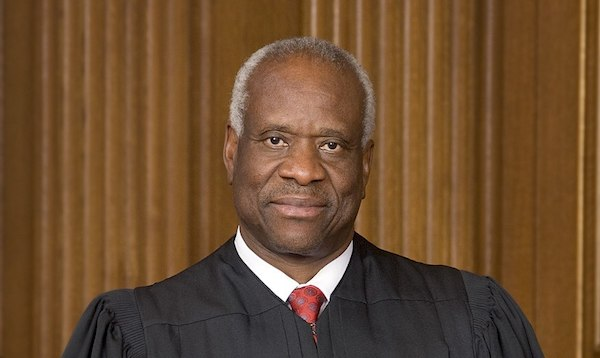 Clarence Thomas (Official portrait)