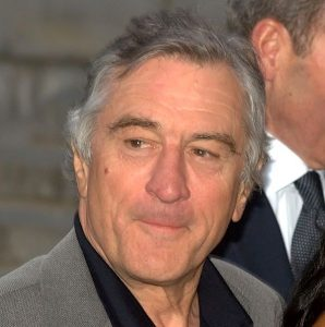 "Robert DeNiro in 2010 (Photo by David Shankbone, <a href=""https://creativecommons.org/licenses/by/3.0/deed.en"">Wikimedia Commons</a>)"