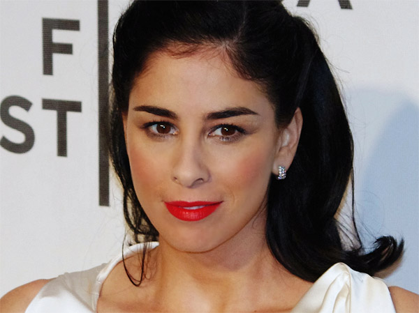 Actress and comedian Sarah Silverman (Photo: Wikimedia Commons)