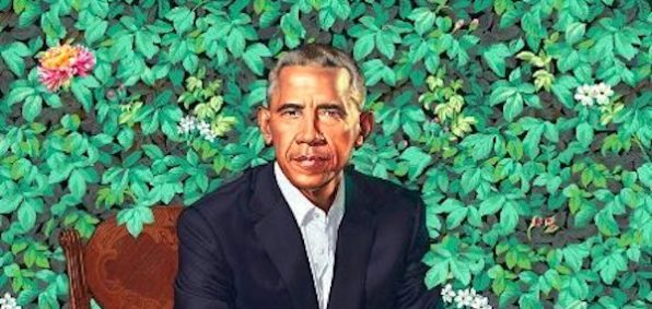 Official portrait of Barack Obama unveiled in February