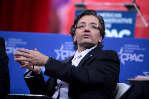 Zuhdi Jasser at the 2015 Conservative Political Action Conference (Wikipedia)