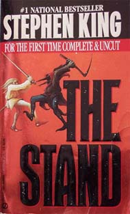 Stephen King's novel 'The Stand' is the epic tale of a weaponized biological Armageddon (Photo: Wiki Commons)