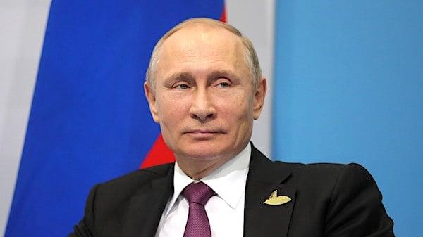 Vladimir Putin (photo courtesy Kremlin.ru)