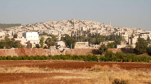 Afrin, Syria (photo by Bertramz, Wikimedia Commons)