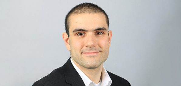 CBS News posted this image of Alek Minassian from a LinkedIn profile the news agency said belonged to the suspect