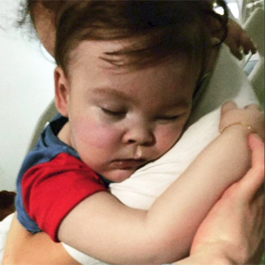 23-month-old Alfie Evans (Photo: Twitter)