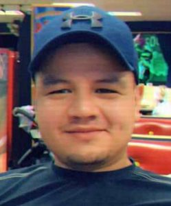 Juan Moreno-Tamayo, 31-year-old father of four, was the motorcyclist killed in the hit and run