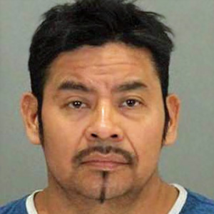 Luis Velasquez-Ortiz, 42, was charged in the hit-and-run death of a motorcyclist in Omaha, Nebraska (Photo: Omaha Police Department)