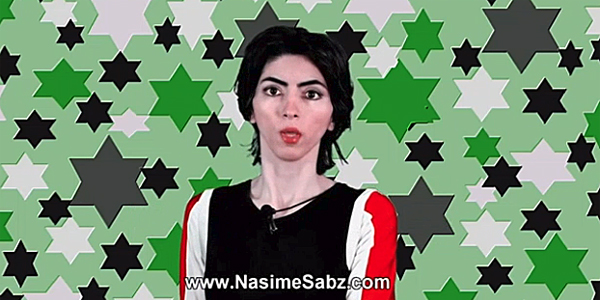 Nasim Aghdam (Photo: Screenshot)