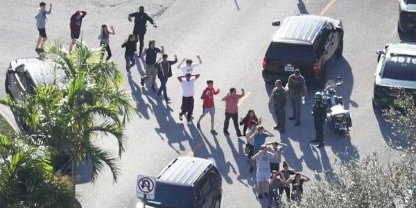 Louis C.K. mocks Parkland shooting survivors during set in leaked audio