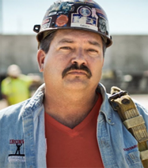 Randy Bryce is a Democratic candidate running in a primary to challenge House Speaker Paul Ryan (Photo: Handout from Bryce's campaign)