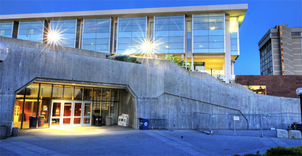 University of Utah J. Willard Marriott Library (Photo: U of Utah)